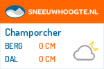 Wintersport Champorcher