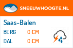 Wintersport Saas-Balen