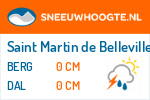 Wintersport Saint Martin de Belleville
