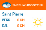 Wintersport Saint Pierre