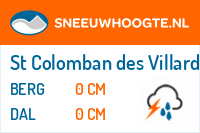 Wintersport St Colomban des Villards