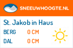 Wintersport St. Jakob in Haus