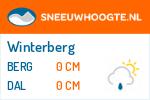 Sneeuwhoogte Winterberg