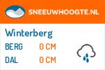Schneehöhe Winterberg